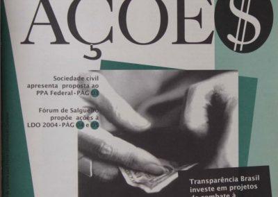 Ações | Número 15 – Ano 2003
