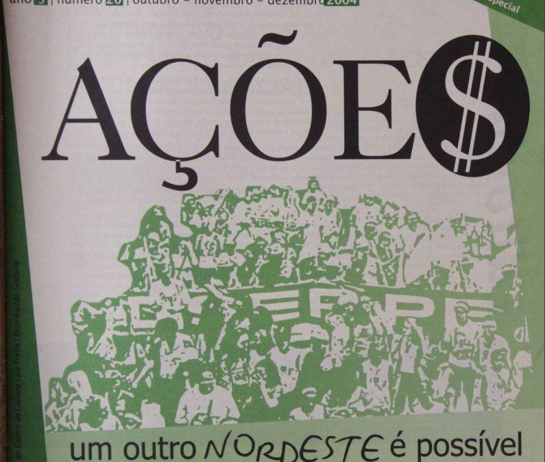 Ações | Número 20 – Ano 2004