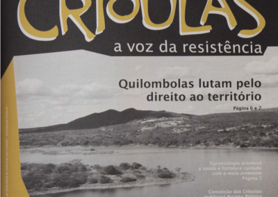 Criolas | Número 12 – Ano 2009