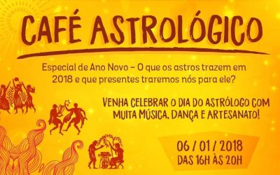 CCLF abre 2018 com Café Astrológico