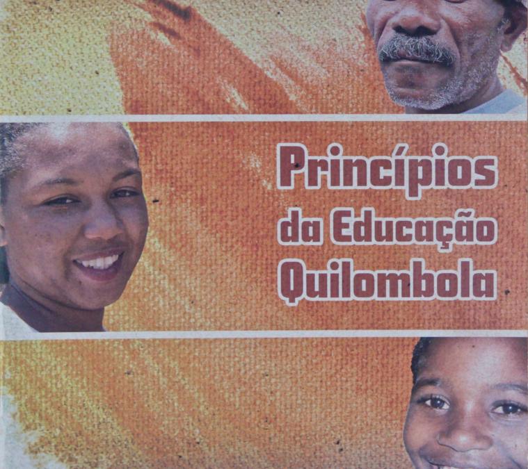 Princípios da Educação Quilombolas