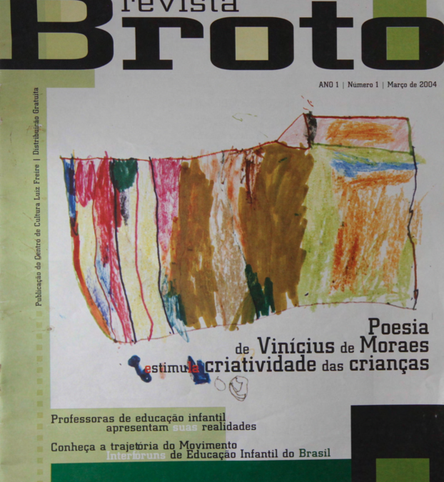 Revista Broto | Número 1 – Ano 2004
