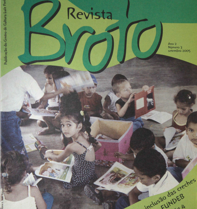 Revista Broto | Número 3 – Ano 2005