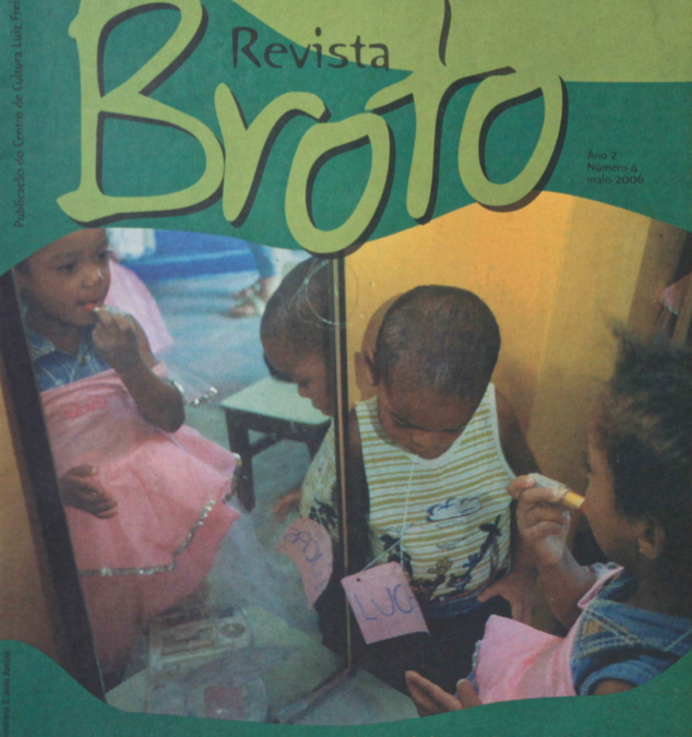 Revista Broto | Número 4 – Ano 2006