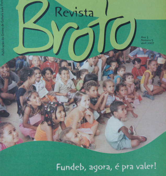 Revista Broto | Número 5 – Ano 2007