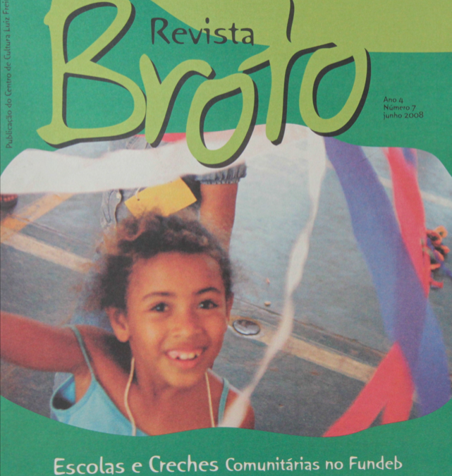 Revista Broto | Número 7 – Ano 2008