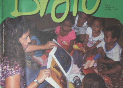 Revista Broto | Número 8 – Ano 2008