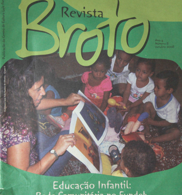 Revista Broto | Número 8 – Ano 2008