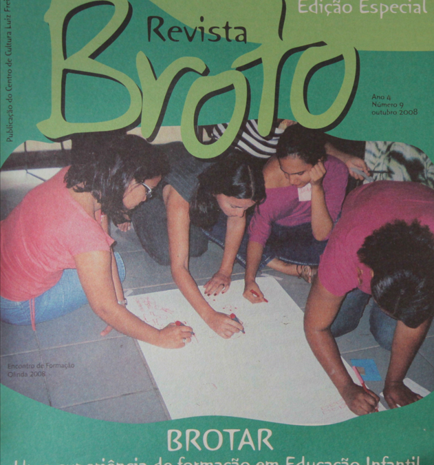 Revista Broto | Número 9 – Ano 2008