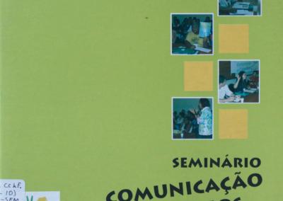 Seminário Comunicação e Conselhos
