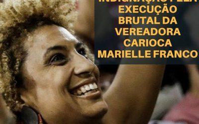 O CNDH manifesta pesar e exige apuração da execução de Marielle Franco em nota pública