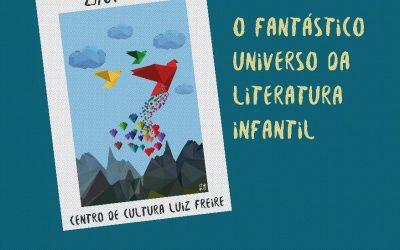 Coisas que se contam nas Olindas celebra o Dia do Livro Infantil neste domingo