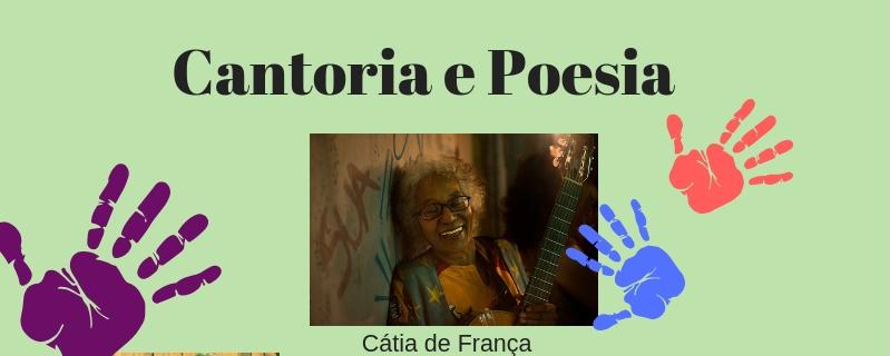 Cátia de França faz show para celebrar a boa música e a poesia popular em Olinda