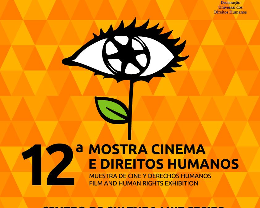 12ª Edição da Mostra Cinema e Direitos Humanos será exibida em Olinda