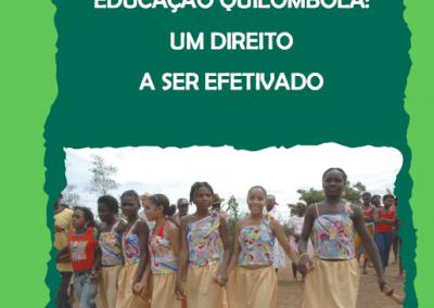 Educação Quilombola: um direito a ser efetivado
