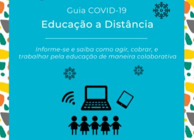 Guia COVID-19 – Volume 3 – Educação à Distância