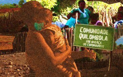 Quilombolas temem impacto do coronavírus e sofrem com descaso