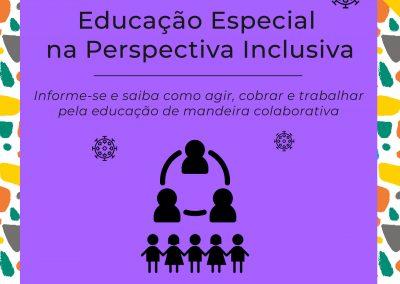 Guia COVID-19 – Volume 7 –  Educação Especial na perspectiva inclusiva