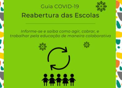 Guia COVID-19 – Volume 8 – Reabertura das Escolas
