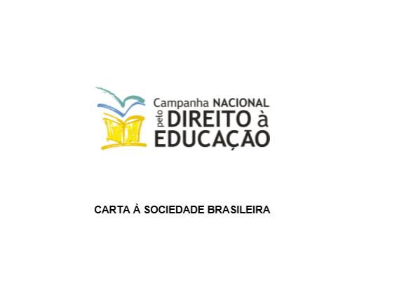 CARTA À SOCIEDADE BRASILEIRA – Vitória: Senado Federal faz jus à EC 108/2020