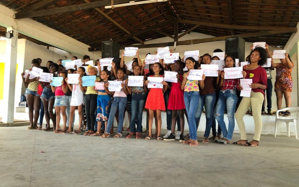 Jovens negras lutam por educação quilombola no sertão de Pernambuco