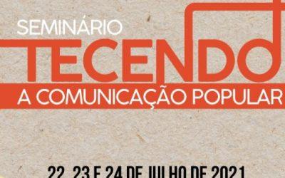 Inscrições abertas para seminário que discute a comunicação popular e comunitária no Brasil