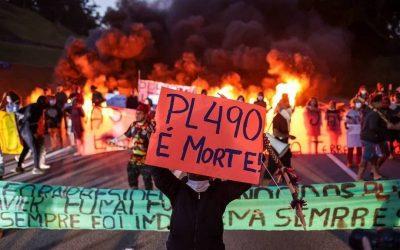 Nota Técnica da Articulação dos Povos Indígenas do Brasil – APIB sobre o PL 490/2007