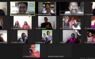 Núcleo de Juventude de Mirandiba inicia o processo de instalação e conta com a participação da Ororubá Filmes e Crioulas Vídeo em primeiro encontro virtual